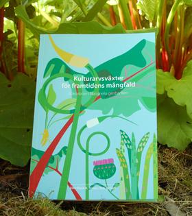 Kulturarvsväxter för framtidens mångfald, en ny bok om kulturarvet bland våra vegetativt förökade växter. Läs recension av M236